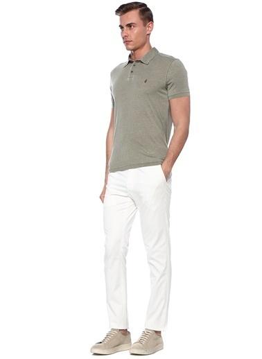 John Varvatos Pantolon Beyaz